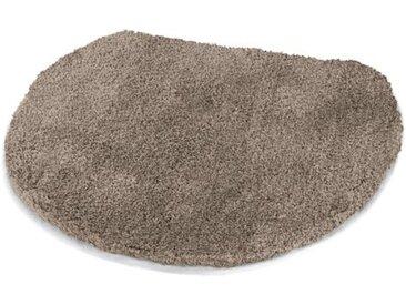 Kleine Wolke WC-Deckelbezug Relax 47 x 50 cm /Taupe, Polyacryl
