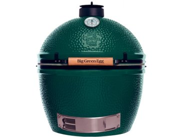 Big Green Egg Holzkohlegrill XL /Grün, (Extra Large) Keramik