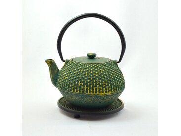 Teekanne Hoshi 900 ml /Grün, Gußeisen