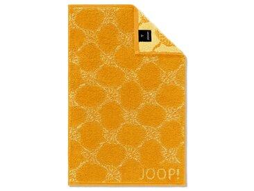 JOOP! Gästetuch Cornflower 30 x 50 cm /Honig, Baumwolle