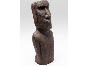 KARE Deko-Objekt Easter Island 66008 /Braun, Stein, Marmor,
