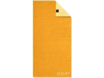JOOP! Duschtuch Doubleface 80 x 150 cm /Honig, Baumwolle
