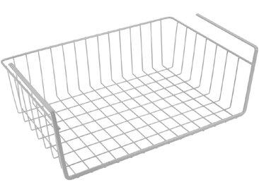 Ablagekorb Babatex /Silber, 40 cm Stahl
