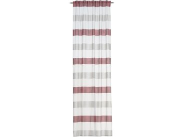 Gözze Schlaufenschal Beron 140 x 245 cm /Rot, Polyester