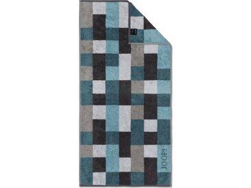JOOP! Duschtuch Infinity Mosaic 80 x 150 cm /Graphit, Baumwolle