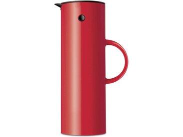 Stelton Isolierkanne EM77 /Rot, Kunststoff
