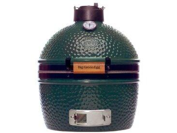 Big Green Egg Holzkohlegrill MiniMax /Grün, Keramik