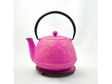 Teekanne Hani 1200 ml /Rosa, Gußeisen