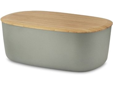Rig-Tig by Stelton Brotkasten BOX-IT 34,5 cm /Grau, Kunststoff