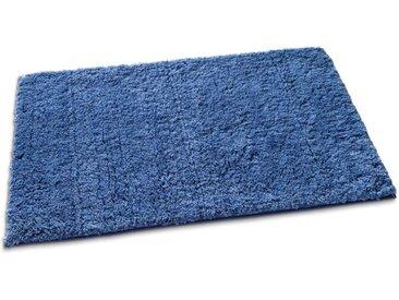 Badteppich Palma 60 x 100 cm /Blau, Polyester