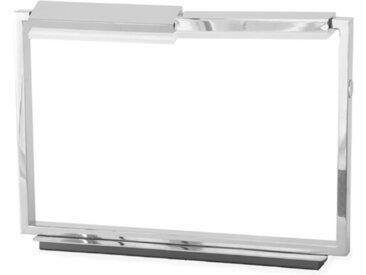 JOOP! LED-Tischleuchte Cubic /Chrom, Alu, Eisen, Stahl & Metall