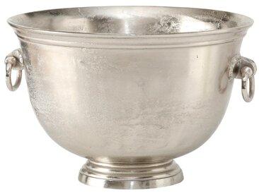 BOLTZE Flaschenkühler Champagner /Silber, 32 cm Aluminium
