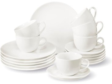 like. by Villeroy & Boch Kaffeeservice New Fresh 18tlg. /Weiß,