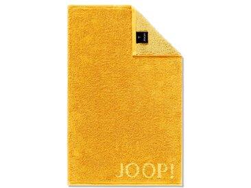 JOOP! Gästetuch Doubleface 30 x 50 cm /Honig, Baumwolle