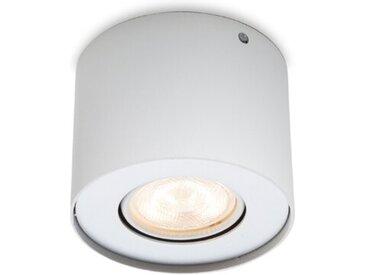 Philips LED-Deckenleuchte MYL Phase /Weiß, Metall