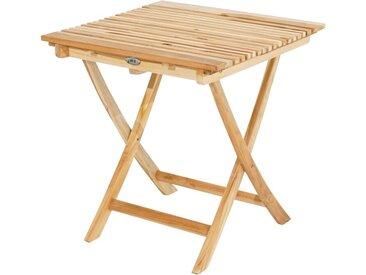 Ploß Balkontisch Folding 70 x cm /Teak, Holz