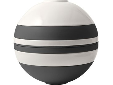 Villeroy & Boch Servier-Set La Boule Iconic black&white /Schwarz