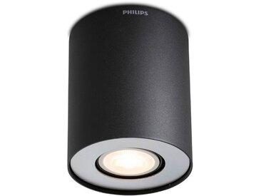 Philips LED-Deckenleuchte Hue Pillar -Erweiterung- /Schwarz, Alu,