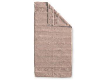 CaWö Gästetuch Noblesse 30 x 50 cm /Sand, Baumwolle