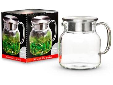 Ritzenhoff & Breker Teekanne Ceylon 850 ml, Glas
