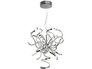 Sompex LED-Pendelleuchte Weed, Metall