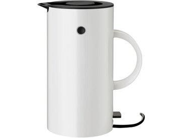 Stelton Wasserkocher EM77 1500 ml /Weiß, 25 cm Kunststoff