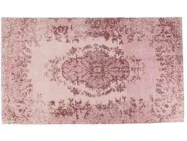 KARE DESIGN Vintage Teppich Kelim Pop 170 x 240 cm /Rosa,