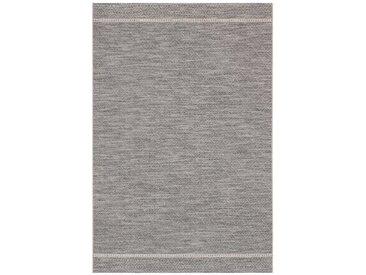 Outdoorteppich Silla 160 x 230 cm /Granit, Polypropylen