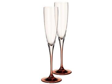 Villeroy & Boch Gläserset Champagner 2tlg. /Klar, Glas