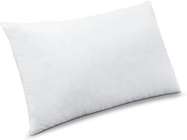 Füllkissen Daune 40 x 60 cm /Weiß, Baumwolle