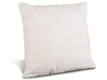 Füllkissen Faser 40 x cm /Weiß, Polyester