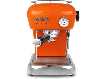 Kaffeemaschine Ascaso Dream /Orange, Edelstahl
