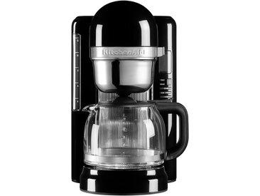 KitchenAid Kaffeemaschine Classic Drip /Schwarz, Edelstahl