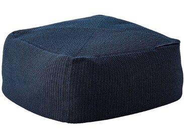 Cane-line Sitzsack Divine, Polypropylene /Blau, Polypropylen