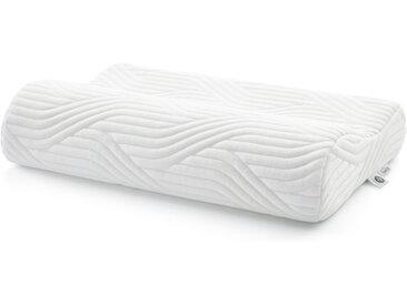 TEMPUR Nackenkissen Shape M 50 x 31 cm /Weiß, L (Large) Polyester
