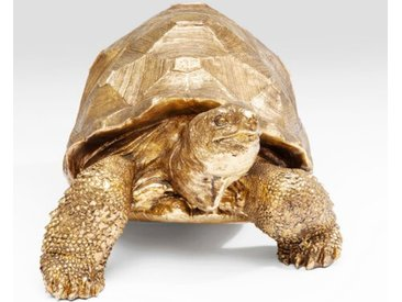 KARE Deko Figur 61959 Turtle /Gold, Polyresin
