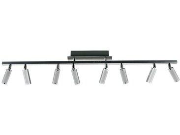 DesignLive LED-Strahler Aich /Alu gebürstet, Aluminium