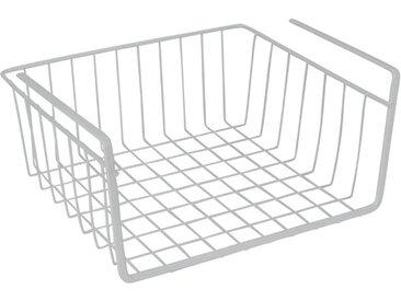 Ablagekorb Babatex /Silber, 30 cm Stahl