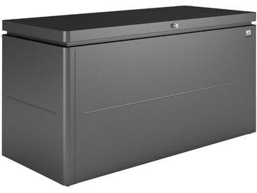 biohort Kissenbox 160 x 70 cm /Dunkelgrau, Stahl