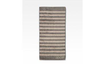JOOP! Duschtuch Classic Stripes 80x150 cm /Graphit, 80 x 150