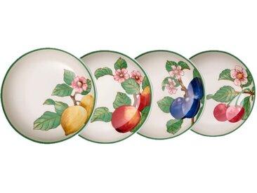 Villeroy & Boch Schale Modern Fruits 4tlg. /Grün, Porzellan