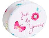 Paidi Steckkissen PAIDI, Just be yourself /Rosa, Stoff