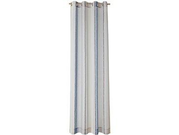 JOOP! Ösenschal Slim 140 x 250 cm /Blau, Polyester