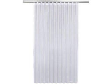 Fertiggardine Marina 150 x 600 cm /Weiß, Polyester