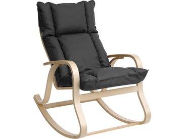 Nancys Schaukelstuhl - Relax Chair - Freizeit-Stuhl Leder mit