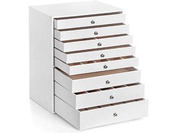 Nancys Schmuck-Box mit 8 Schichten - Schmuckkästchen -