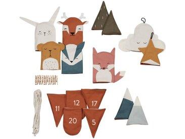 Fabelab Woodland Adventskalender Weihnachten