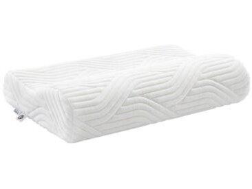 Tempur Schlafkissen SHAPE, Weiß, Polyester