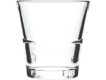 Leonardo Whiskybecher Event, Weiß, Glas