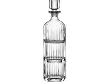 BOHEMIA Cristal Whisky-Set 3tlg. BAR SELECTION, Weiß, Glas